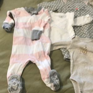 Other - 9 baby girl pieces